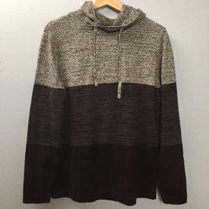 Men's Sweater Hoodie Express Size Large